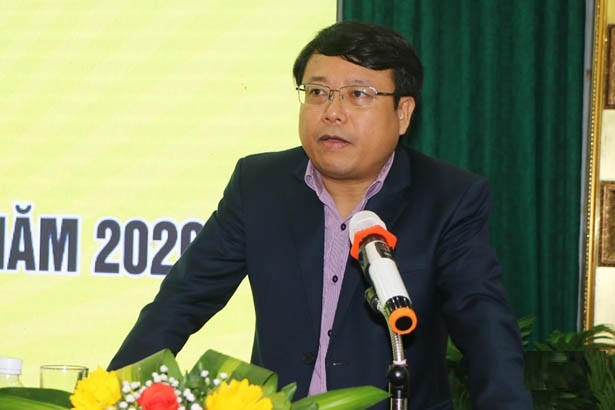 Ngân hàng Nhà nước Chi nhánh tỉnh Hà Tĩnh tổ chức Hội nghị triển khai nhiệm vụ ngành ngân hàng Hà Tĩnh năm 2020