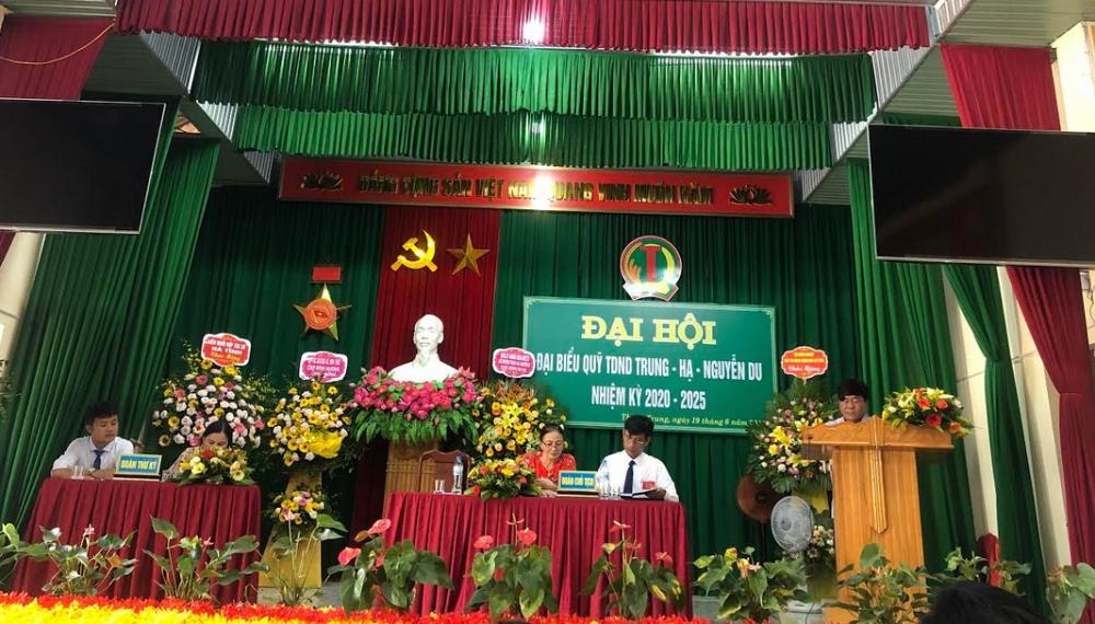 Thực hiện đẩy nhanh, hoàn thành Đại hội Đại biểu thành viên các QTDND trên địa bàn Hà Tĩnh