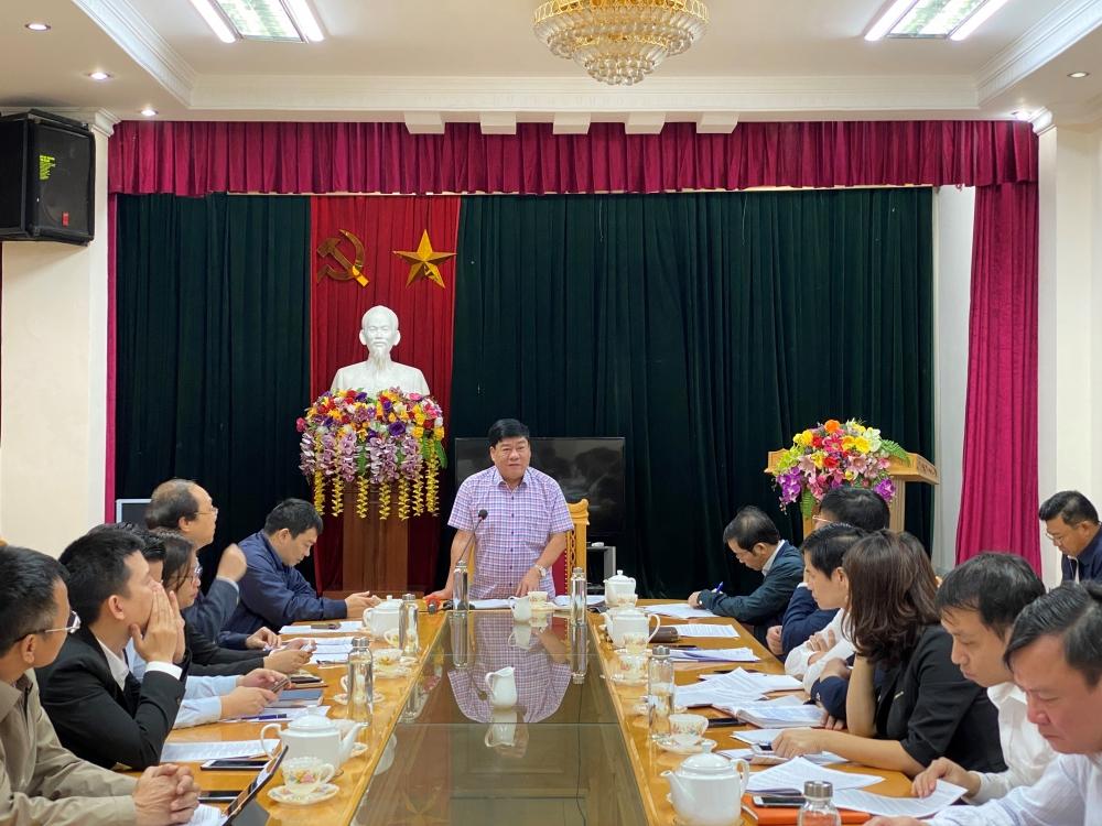 Ngân hàng Nhà nước (NHNN) chi nhánh tỉnh Hà Tĩnh tổ chức Hội nghị giao ban các ngân hàng 9 tháng đầu năm và triển khai nhiệm vụ các tháng cuối năm 2020.