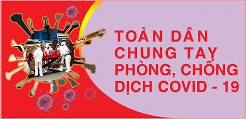 Ngân hàng Nhà nước Chi nhánh tỉnh Hà Tĩnh chỉ đạo các TCTD trên địa bàn tiếp tục tăng cường các biện pháp phòng, chống dịch Covid-19